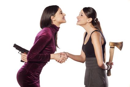 Preisverhandlung mit Einkäufern